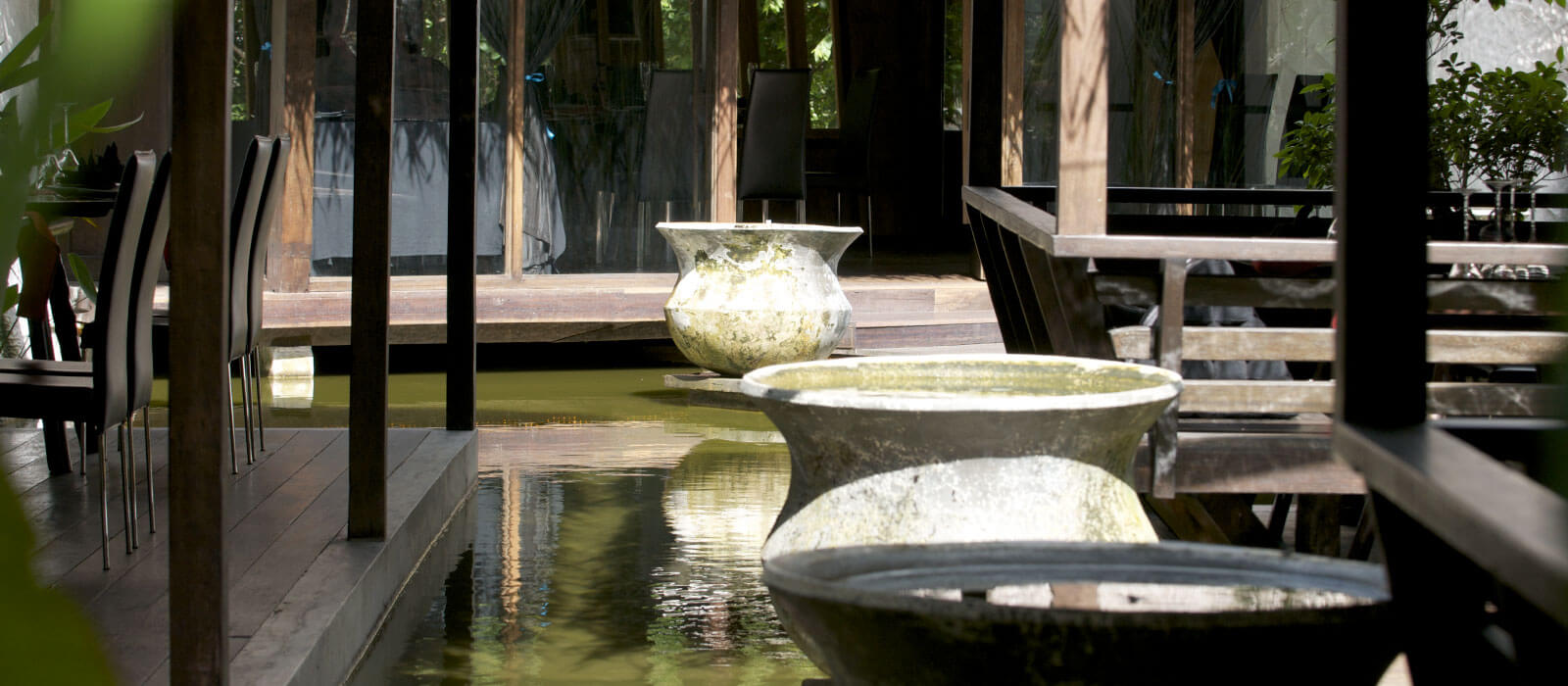 Thai & Shan Cuisine | Rustic-Luxe Dining Experience